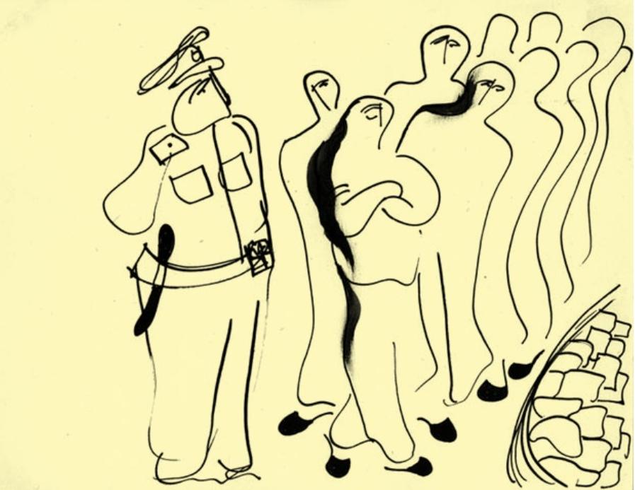 Kresby z vězení
