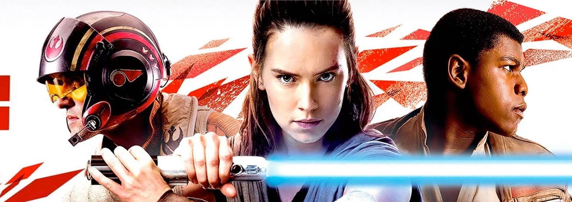 Star Wars: Poslední z Jediů - 3D