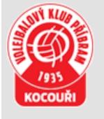 Volejbalový klub Euro Sitex Příbram vs VK Dukla Liberec