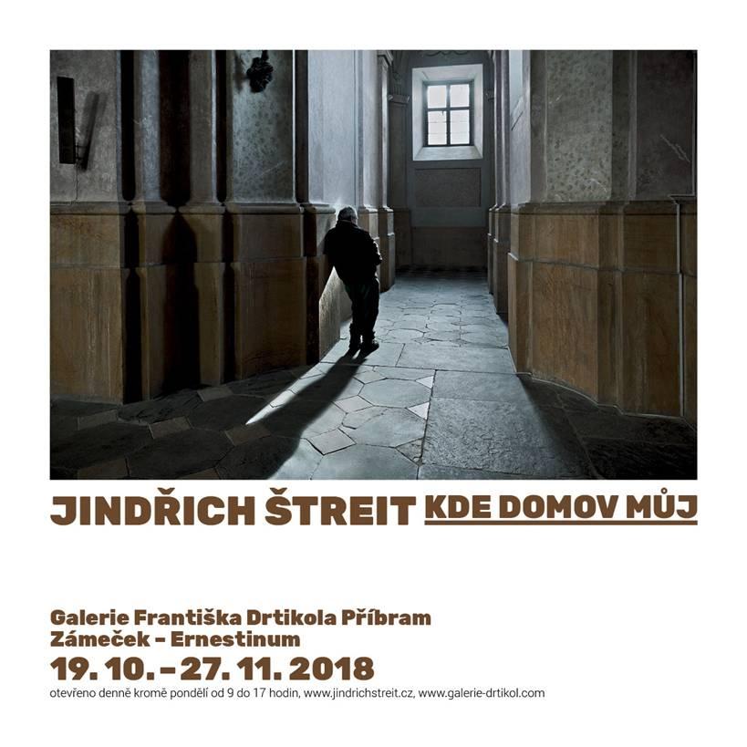Výstava fotografií: Jindřich Štreit - Kde domov můj