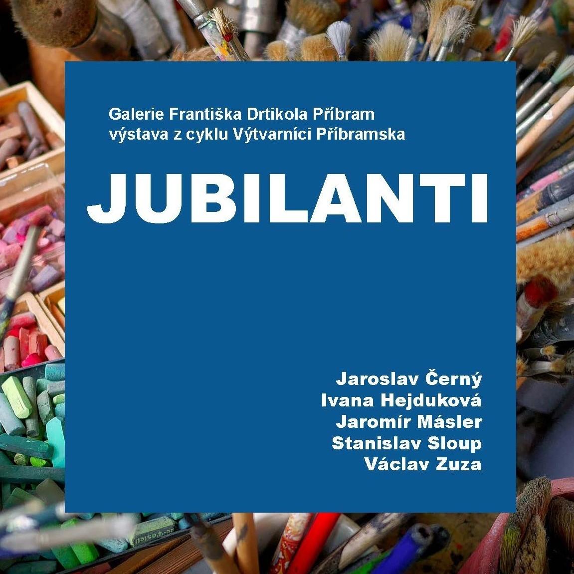 Výstava: Jubilanti