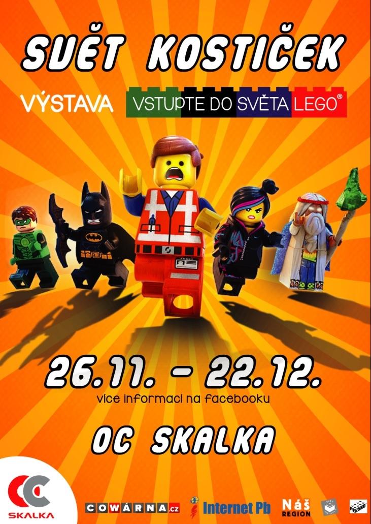 Svět kostiček - Vstupte do světa LEGO