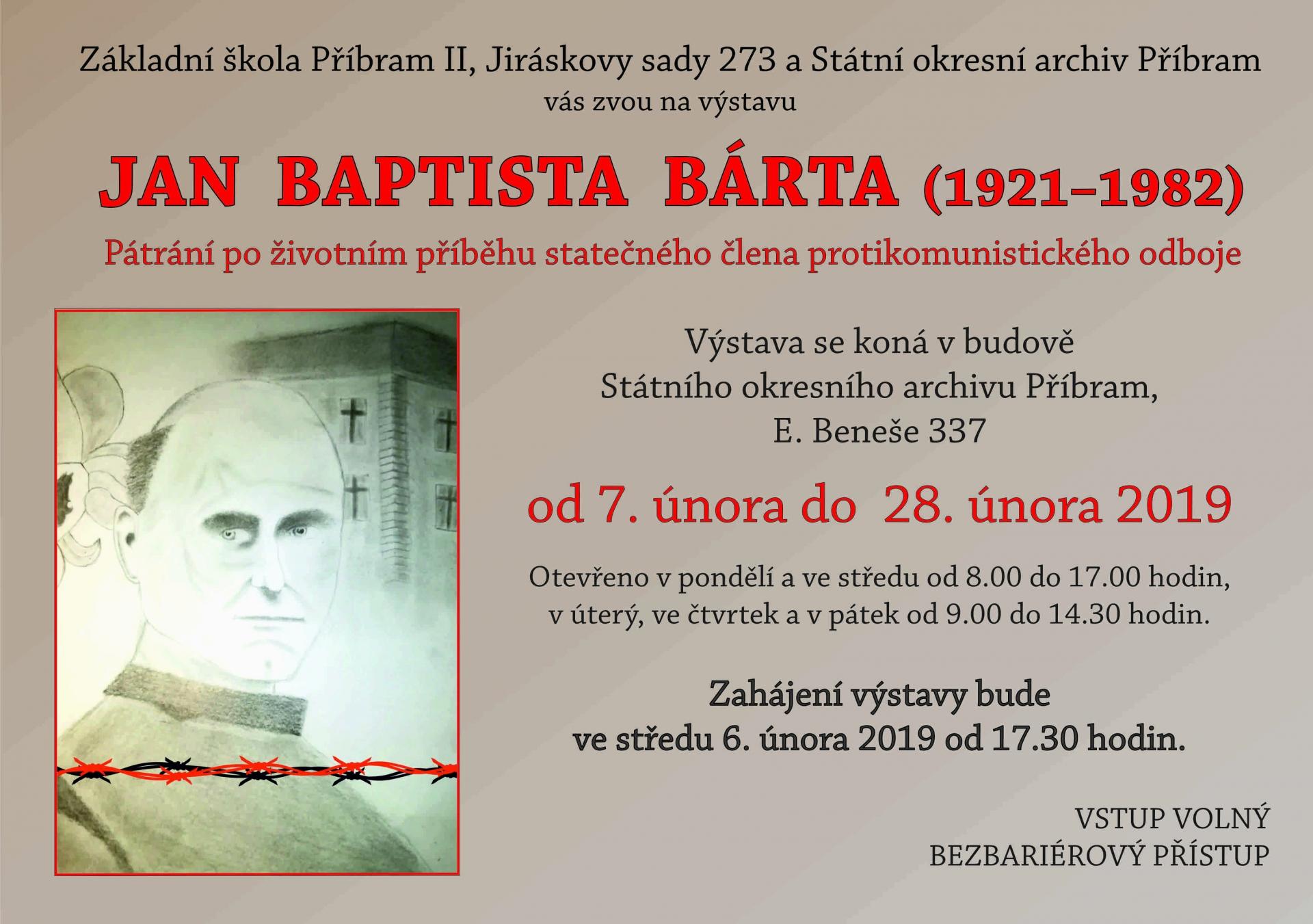 Jan Baptista Bárta