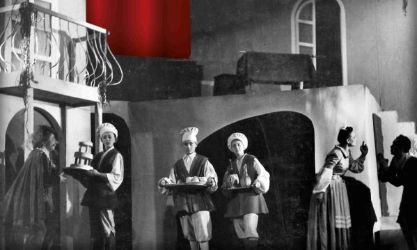 Ochotnické divadlo v Příbrami - Cesta k profesionální scéně
