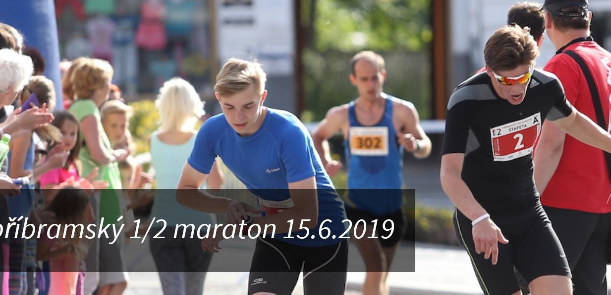 Příbramský půlmaraton