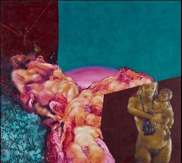 Výstava: Ivan Bukovský - Je těžké být Bohem