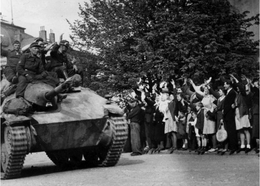 Výstava: Poslední bitva 2. světové války v Evropě u Slivice na Příbramsku
