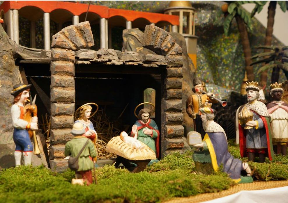 Vernisáž výstavy Příbramské betlémy