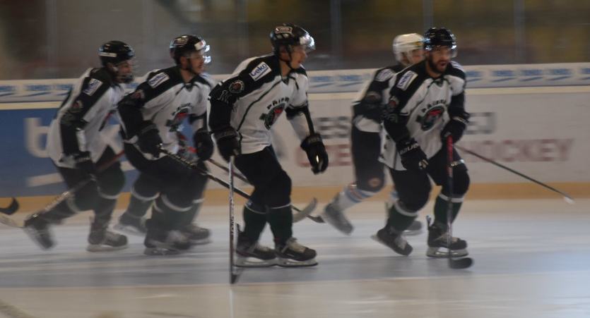 Lední hokej: HC Příbram - HC Tábor (II. liga ČR)
