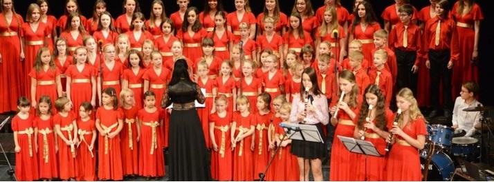 Adventní koncert ZUŠ Příbram