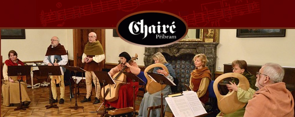 Chairé Musica Humana / Schola ludus / koncert písní z doby Jana Amose Komenského