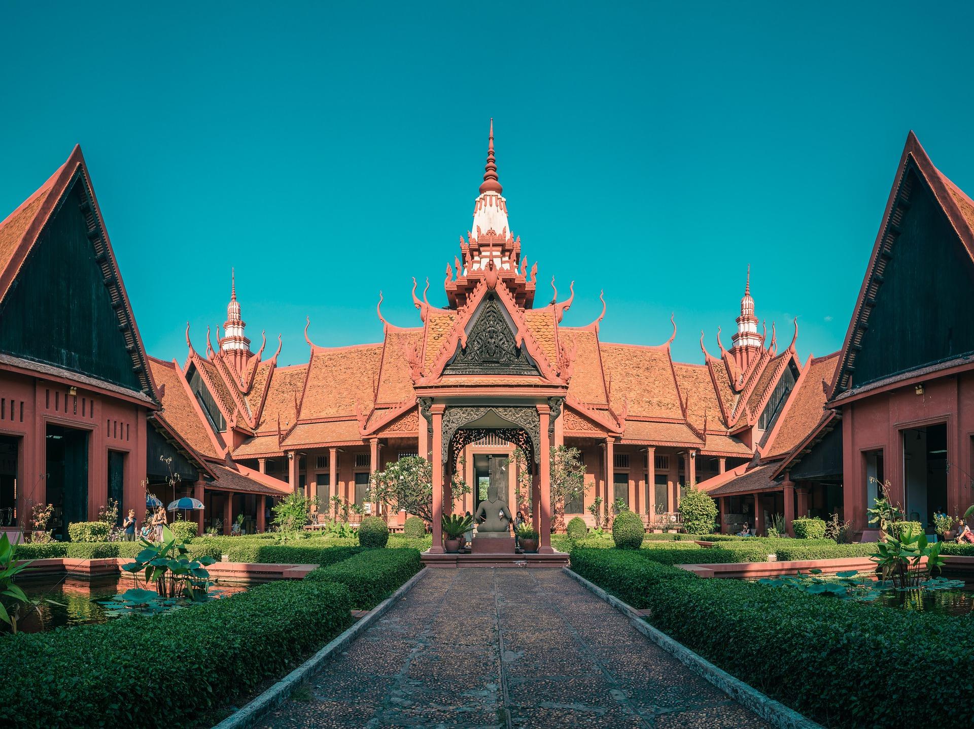 Kambodža – země starobylých chrámů a prolité krve