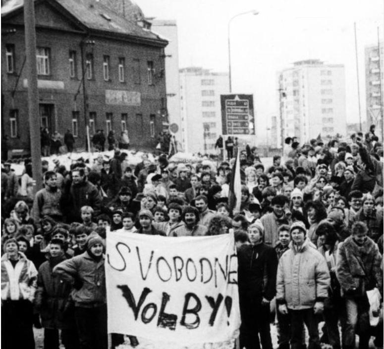 Muzeum online: 17. listopad 1939 a 1989 na Příbramsku