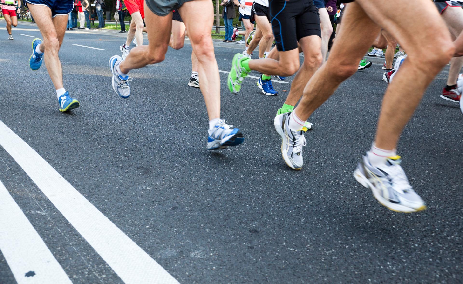 Brdský běžecký pohár: Běh města Příbrami