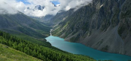 Co se stalo v Altaji?