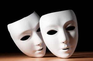 Divadelni masky