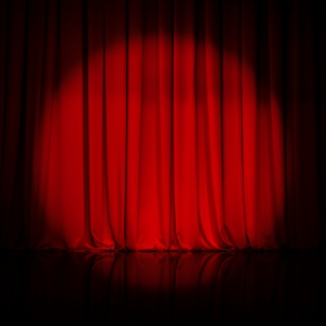 Divadlo opona