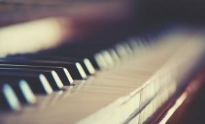 Klavir detail