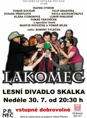 Lakomec  -  Podlesí