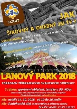Lanovy - park - 2018