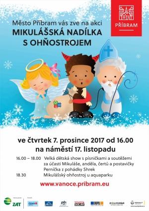 Mikulas - ohnostroj - 0712