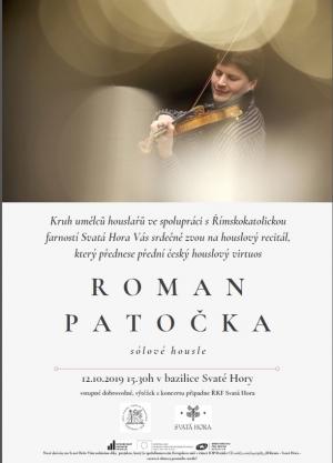 Patocka - roman