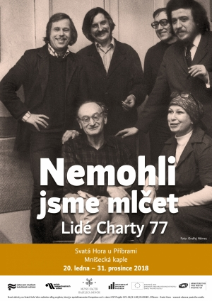 Plakat - Charta77