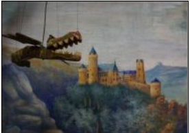 Princezna a drak