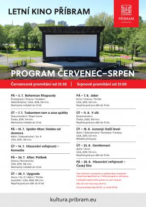 Program - letni - kino - A3 - cerv - srpen - 2020