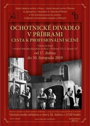 SOkA Příbram plakát Divadlo (002)