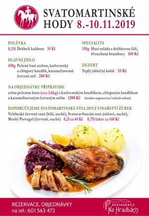 Svatomartinske - hody - 8 - 10 - 11 - 2019