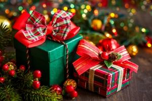 Vánoce dárky
