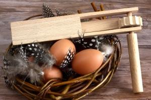 Velikonoce rehtacka vejce
