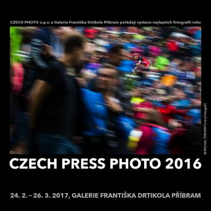 Výstava Czech Press Photo 2016