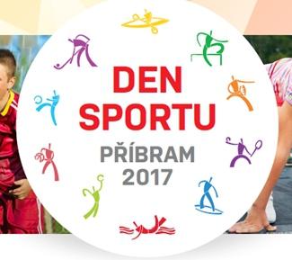 Den sportu Příbram 2017