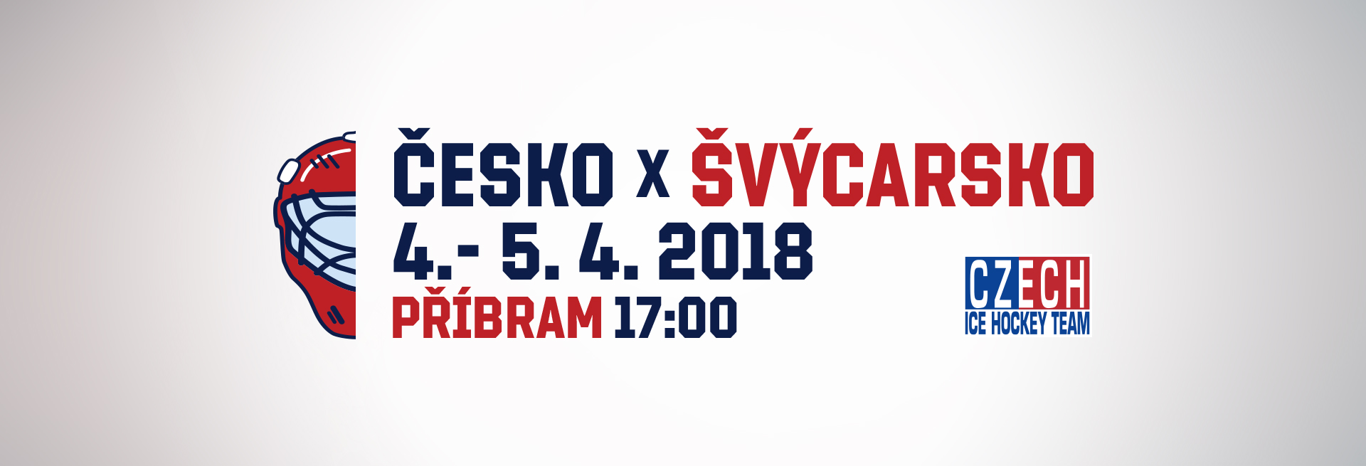 Euro Hockey Challenge 2018: Česko - Švýcarsko
