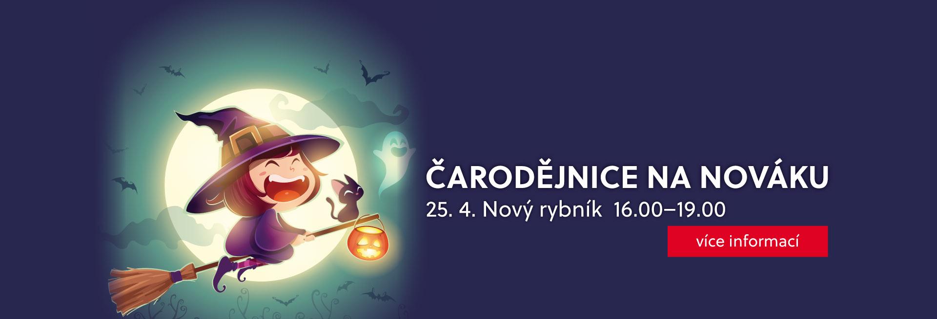 Čarodějnice na Nováku 2019